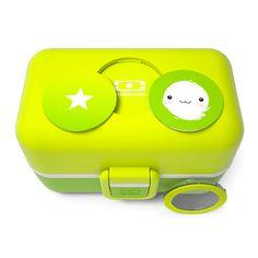 Mon commerce - Lunchboxen - MB Tresor Lime
