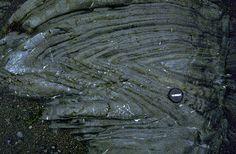 Vertical, Rock Formations, Geology, Rocks, Gemstones, Crystals, Bending, Island, Gems