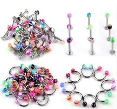 Give this a look : Wholesale Body Jewelry Lot 120pcs UV Steel Belly Button Horseshoe Eyebrow Labret lip Bar Rings Piercing Fashion Unisex jewelry http://foggy-mountain-country-store.myshopify.com/products/wholesale-body-jewelry-lot-120pcs-uv-steel-belly-button-horseshoe-eyebrow-labret-lip-bar-rings-piercing-fashion-unisex-jewelry?utm_campaign=crowdfire&utm_content=crowdfire&utm_medium=social&utm_source=pinterest