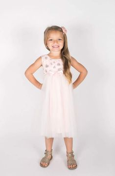 d063e03bc1af7 Popatu flower girl dress under $50 from Nordstrom Young Wedding, Chloe Dress,  Cute Flower