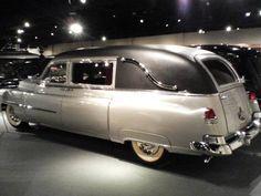 Cadillac Vintage Hearse **