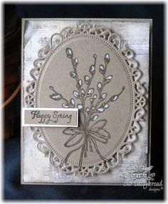 Happy Spring! by saintsrule - Cards and Paper Crafts at Splitcoaststampers