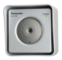 Panasonic BL-C140A Outdoor MPEG-4 Network Camera (Silver)