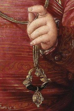 Portrait of Garzia de Medici