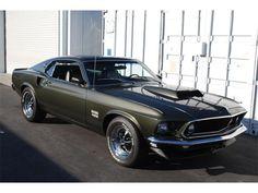 69 Mustang Boss