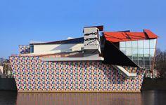Groninger Museum, Groningen - Netherlands, Alessandro Mendini + Coop Himmelb(l)au | photo © Marten de Leeuw