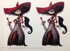 kollerss:  genalovestoons:  thunderfoxjt:  ironbloodaika:  tinybirdfriend:  The Adelitas in The Art of The Book of Life  Loved these lovely ladies. :3  man, such spunky adelitas!  I give Jorge Gutierrez a lot of credit, but Sandra Equihua's character designs and artwork are really stunning too!  LOVELOVELOVELOVELOVELOVELOVELOVELOVELOVELOVELOVELOVELOVELOVELOVELOVELOVELOVELOVELOVELOVELOVELOVE