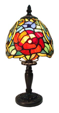 Shop Fine Art Lighting Ltd. Tiffany x with Vintage Bronze Base and Multi Coloured Glass Shade Table Lamp at Lowe's Canada online store. Find Table Lamps at lowest price guarantee. Red Table Lamp, Tiffany Table Lamps, Metal Table Lamps, Table Lamp Sets, Fine Art Lighting, Outdoor Wall Lantern, Diffused Light, Window Panels, Modern Rustic Interiors
