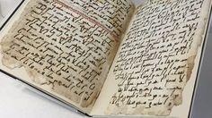 Mogelijk oudste Koran ter wereld gevonden in Engeland   NOS #Arabisch #taal