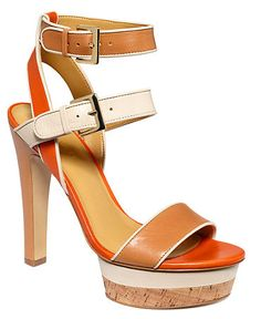 Take a step in the right direction with these shoes from Nine West. Available at Macy's.