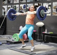 How to fix a slow turnover in the snatch for Olympic Weightlifting with strength and technique work
