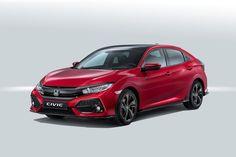 Honda Civic 2017, mai mare si motorizari noi