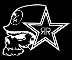 Metal Mulisha Rockstar Energy Car Decal Sticker