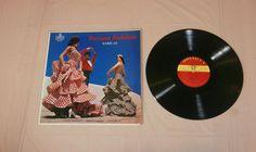 SABICAS Serenata Andaluza LP Record Album FM-117