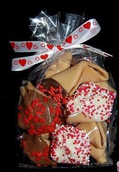 Chocolate Covered Fortune Cookies, Cakes By Nette