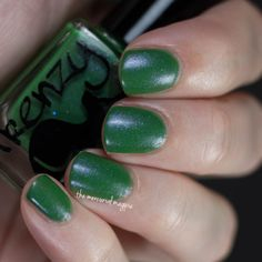 Frenzy Polish If You Don't Fight You Die