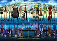 arakawa under the bridge :)