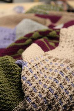 101 Fantastiche Immagini Su Uncinetto Tunisinotunisian Crochet