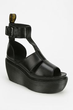 Dr. Martens Bessie Platform Wedge Sandal MAJOR want