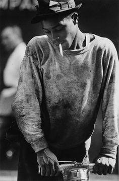 Jay Maisel. NY 1950s