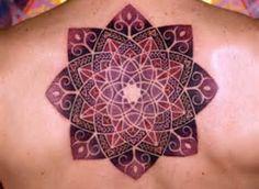 Spiritualist tattoo