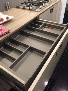 50 Genius Kitchen Storage and Organization Ideas #geniuskitchenstorage #kitchenstorage #kitchenorganizationideas ~ aacmm.com