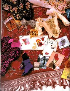 slashandburn: Pieces of a Pattern Lacroix by Lacroix Vogue Magazine Covers, Vogue Covers, Prom Queens, Flapper Style, Visual Diary, Christian Lacroix, Grace Kelly, Fashion Shoot, Fashion Details