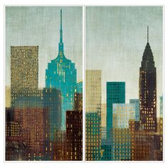 Skyline Wall Panels | Lot 26 Studio | Fab.com