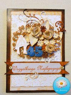 Szafirowa rocznica ślubu p czterolistna koniczynka