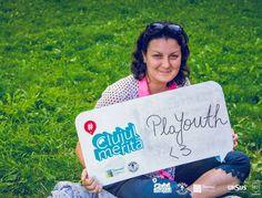 Despre pasiunea pentru educație, cu Ana-Maria Mîndruța, co-fondatoare PlaYouth