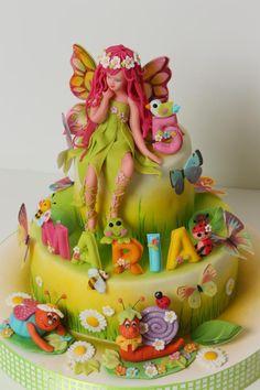Spring Fairy https://www.facebook.com/Vioricascakes http://www.viorica-torturi.ro/