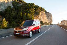 Funkcjonalność, design i wygoda! Nadjeżdża nowy Fiat Doblo!