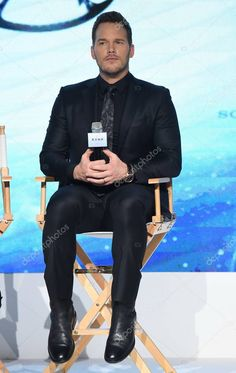 American Actor Chris Pratt Attends Press Conference Promote His New - Sto , Actor Chris Pratt, Marvel Actors, Star Lord, Hollywood Actor, Celebs, Celebrities, Jennifer Lawrence, Actress Photos, American Actors