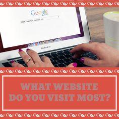 What website do you visit most? http://tracklix.com/a008