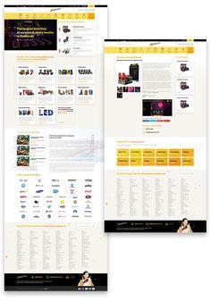 Video Amusement - Invelity - Web dizajn, Vývoj e-shopov, programovanie Pinball, Arcade Games, California