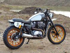 HARLEY STREET 750 - RICKS MOTORCYCLES - RACING CAFE #harleydavidsonstreetcustom
