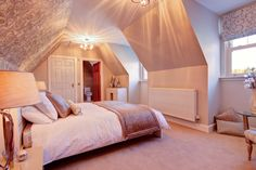 Luxury bedroom inspiration at Rowallan Castle http://bit.ly/1Dltrk1