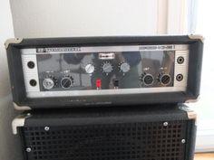 Dynacord Bassking I Röhrenverstärker / Vintage Röhrenamp in Hessen - Ebsdorfergrund | Musikinstrumente und Zubehör gebraucht kaufen | eBay Kleinanzeigen
