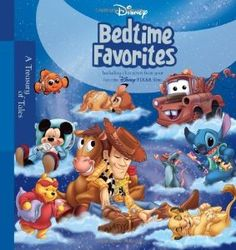 Disney Bedtime Favorites (Disney Storybook Collections) (By Walt Disney Company)Perfect for bedtime, this latest…