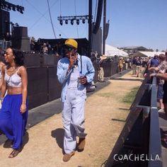 Andre 3000 Coachella 2014
