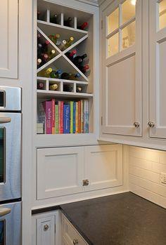 kücheneinrichtung bücher regale ausstellen wohnideen dekoideen