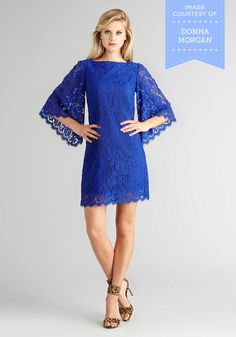 Bohemian Dreamer Dress. You always get a delightful floating-on-air sensation while youre donning this vivid sapphire-blue dress - and understandably so! #blue #modcloth