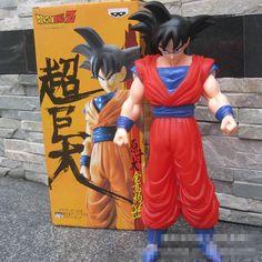 $22.13 (Buy here: https://alitems.com/g/1e8d114494ebda23ff8b16525dc3e8/?i=5&ulp=https%3A%2F%2Fwww.aliexpress.com%2Fitem%2F1pcs-set-Goku-Dragon-Ball-Z-Action-Figures-Super-Saiyan-Son-Kaiouken-PVC-37cm-Balloons-Anime%2F32611370465.html ) 1pcs/set Goku Dragon Ball Z Action Figures Super Saiyan Son Kaiouken PVC 37cm Balloons Anime Juguetes Dragonball Esferas for just $22.13