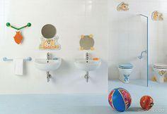 cute bathroom wall decor