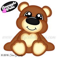 Snuggle Palz Bear