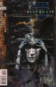 Comics: Dave McKean talks Sandman covers