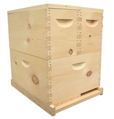 Brushy Mounain Bee Farm: What is a Resource Hive?