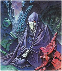 The Pnume | ... & Fiction: Cover illustration by Philippe Caza for The Pnume