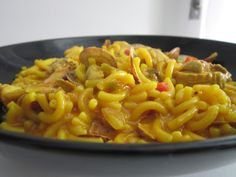 Cocina de siempre con Thermomix Food N, Food And Drink, My Favorite Food, Favorite Recipes, Spanish Dishes, Crazy Cakes, Macaroni And Cheese, Food To Make, Cooking Recipes