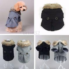 Dog Winter Warm Coat Luxury Jacket Puppy Clothes Pet Clothing Cat Apparel Costum #UnbrandedGeneric